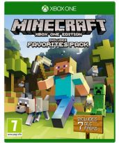 hra pre Xbox One Minecraft: Favorites Pack