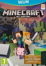 Hra pre Nintendo WiiU Minecraft: Wii U Edition