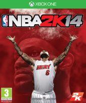 hra pre Xbox One NBA 2K14