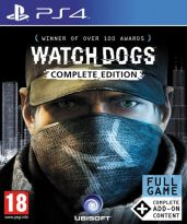 hra pro Playstation 4 Watch Dogs (Complete Edition)