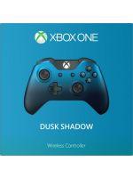Príslušenstvo ku konzole Xbox One XBOX ONE Wireless Controller (Langley) (Dusk Shadow)