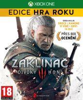 hra pro Xbox One Zaklínač III: Divoký hon (Edice Hra Roku)