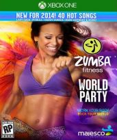 hra pre Xbox One Zumba Fitness 4: World Party