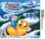 hra pre Nintendo 3DS Adventure Time: The Secret Of The Nameless Kingdom