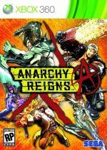 Hra pro Xbox 360 Anarchy Reigns