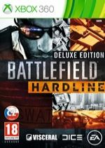 Hra pre Xbox 360 Battlefield: Hardline CZ