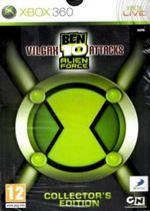 Hra pre Xbox 360 Ben 10: Alien Force Vilgax Attacks (Zberateľská edícia)