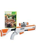 Hra pre Xbox 360 Cabelas Big Game Hunter 2012 + puška
