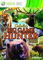 Hra pre Xbox 360 Cabelas Big Game Hunter 2012