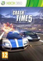Hra pre Xbox 360 Crash Time 5: Undercover