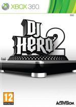 Hra pre Xbox 360 DJ Hero 2 + gramofón