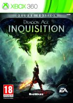 Hra pro Xbox 360 Dragon Age: Inquisition (Deluxe edition)