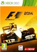 Hra pre Xbox 360 F1 2014