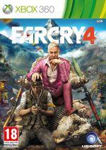 Hra pre Xbox 360 Far Cry 4 CZ (Kyrat Edition)