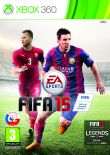 Hra pro Xbox 360 FIFA 15 CZ