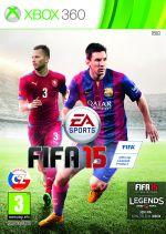 Hra pre Xbox 360 FIFA 15 CZ