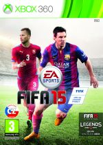 Hra pro Xbox 360 FIFA 15 CZ - BAZAR
