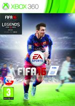 Hra pro Xbox 360 FIFA 16 CZ