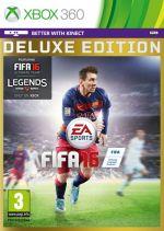 Hra pre Xbox 360 FIFA 16 CZ (Deluxe Edition)