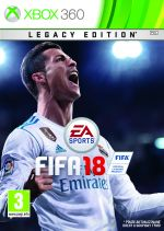 Hra pro Xbox 360 FIFA 18 (Legacy Edition)