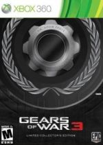 Hra pre Xbox 360 Gears of War 3 (Limited Collectors Edition)