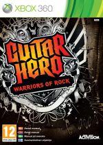 Hra pre Xbox 360 Guitar Hero: Warriors of Rock + gitara
