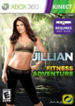 Hra pre Xbox 360 Jillian Michaels: Fitness Adventure