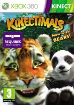 Hra pre Xbox 360 Kinectimals: Now with Bears!