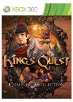 Hra pre Xbox 360 Kings Quest: Complete Collection HD