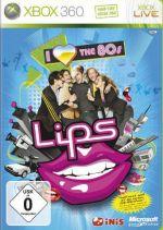 Hra pre Xbox 360 Lips: I Love the 80s + mikrofón
