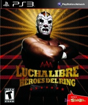 Hra pre Playstation 3 Lucha Libre AAA Heroes del Ring