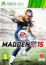 Hra pre Xbox 360 Madden NFL 15