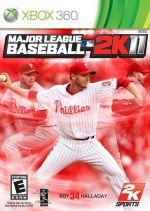 Hra pre Xbox 360 Major League Baseball 2K11