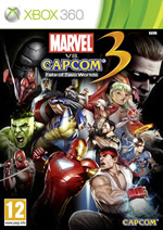 Hra pre Xbox 360 Marvel vs Capcom 3: Fate of Two Worlds