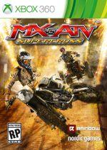 Hra pre Xbox 360 MX vs ATV Supercross
