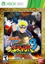 Hra pre Xbox 360 Naruto: Ultimate Ninja Storm 3 Full Burst