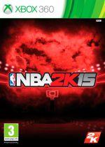 Hra pro Xbox 360 NBA 2K15