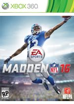 Hra pre Xbox 360 Madden NFL 16