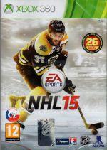 Hra pre Xbox 360 NHL 15 CZ