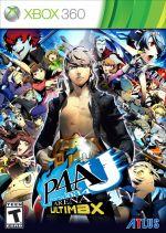 Hra pre Xbox 360 Persona 4 Arena: Ultimax