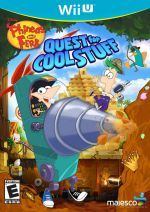 Hra pre Nintendo WiiU Phineas and Ferb: Quest for Cool Stuff