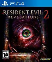 hra pre Playstation 4 Resident Evil: Revelations 2 (Box Set)