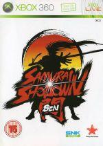 Hra pre Xbox 360 Samurai Shodown SEN
