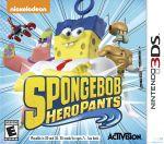 hra pre Nintendo 3DS SpongeBob: HeroPants