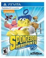Hra pre PS Vita SpongeBob: HeroPants