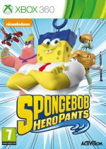 Hra pre Xbox 360 SpongeBob: HeroPants