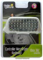 Prislušenstvo pre XBOX 360 Klávesnica pre Xbox 360 gamepad (Under Control)