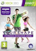 Hra pre Xbox 360 Your Shape: Fitness Evolved 2012