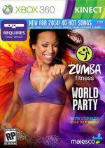 Hra pre Xbox 360 Zumba Fitness 4: World Party