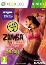 Hra pre Xbox 360 Zumba Fitness